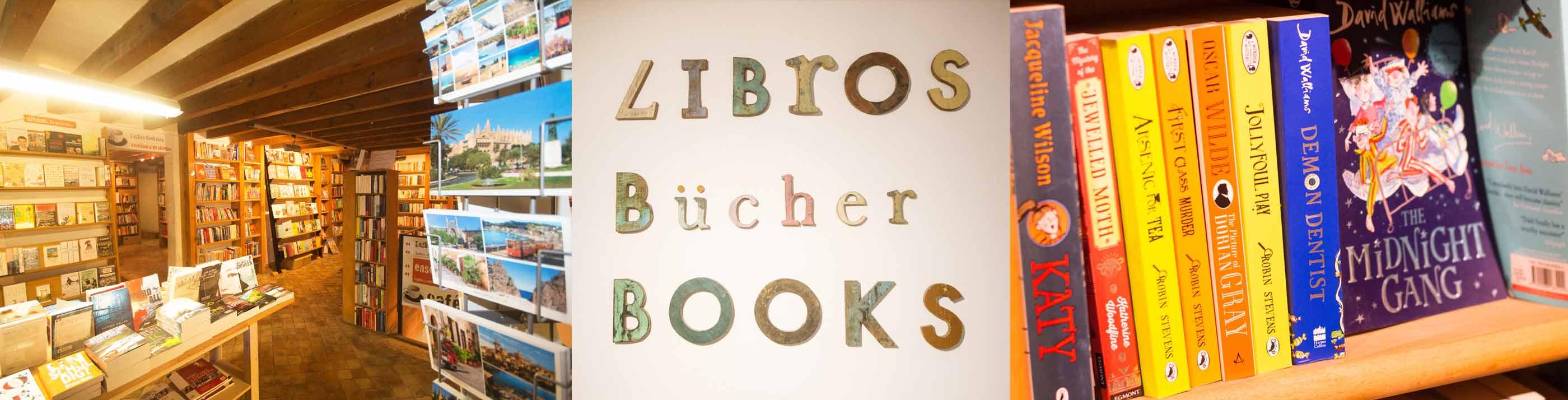 Buchhandlung Akzent Palma Mallorca
