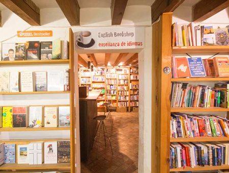 Buchhandlung auf Mallorca Palma
