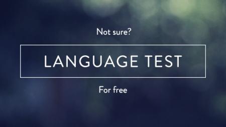 Language Test